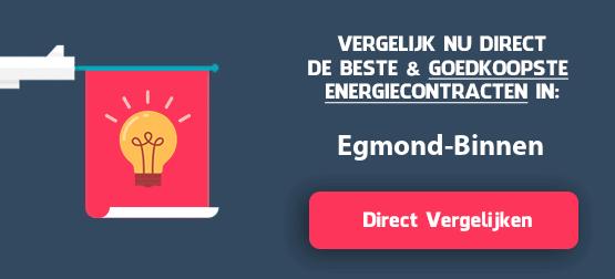 energieleveranciers vergelijken egmond-binnen
