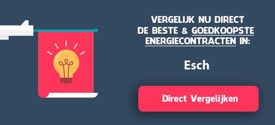 energieleveranciers vergelijken esch