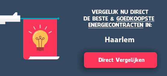 energieleveranciers vergelijken haarlem
